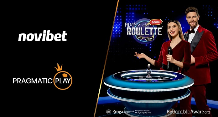 Pragmatic Play will supply its live casino games to Novibet