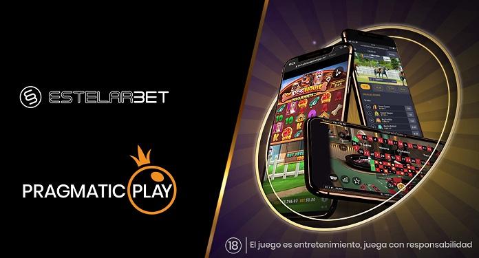 Pragmatic Play segue crescendo na América Latina e fecha acordo com Estelarbet