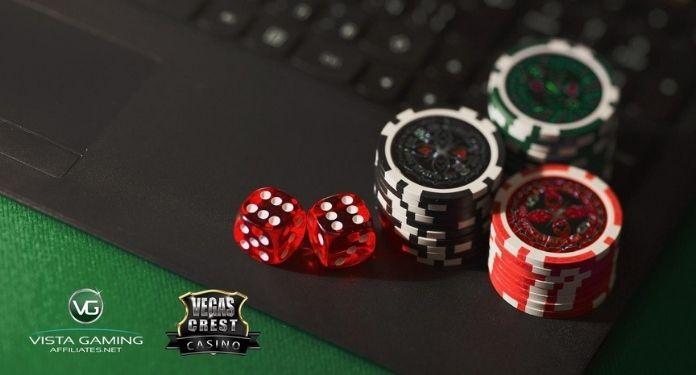 Vegas Crest Casino Brasil anuncia promoções e torneios para o mês de abril