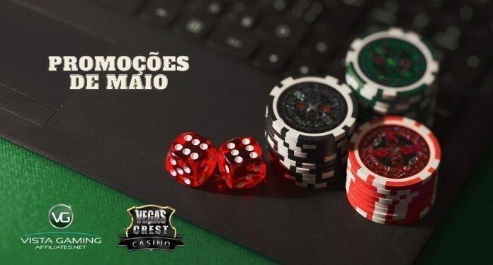 Vegas Crest lança campeonatos e ações promocionais para o mês de maio