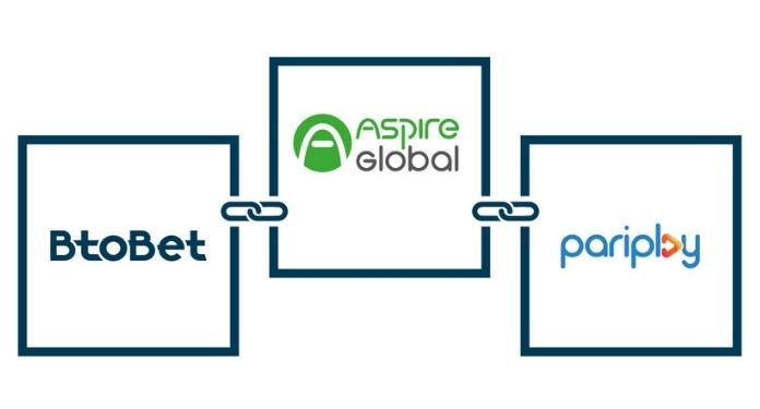 Aspire-Global-integrates-content-from-Pariplay-na-BtoBet