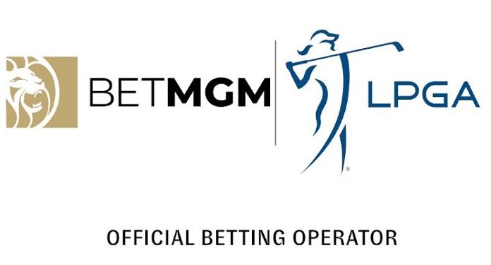 BetMGM se torna primeiro operador de apostas e parceiro oficial da LPGA Tour
