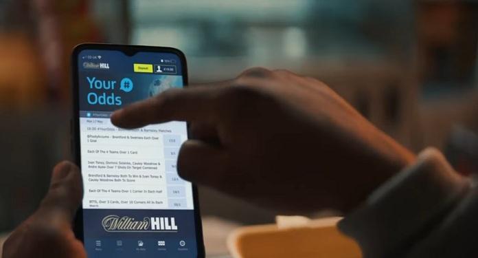 Casa de apostas, William Hill lança nova campanha de TV no Reino Unido