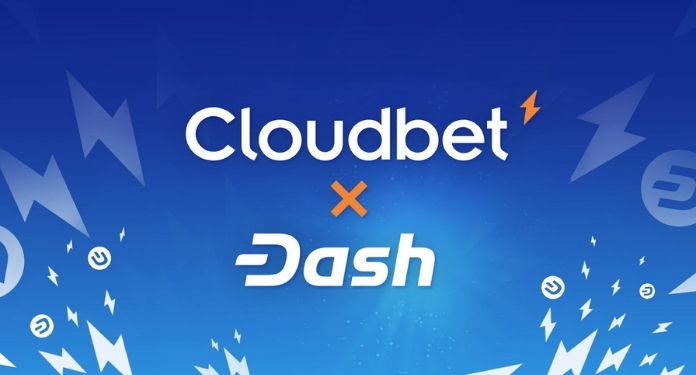 Cloudbet-announces-partnership-with-a-Dash-for-faster-payments