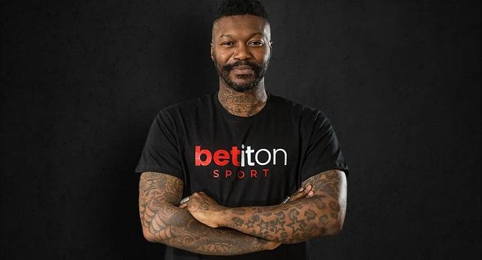 Ex-jogador de futebol Djibril Cissé é o novo embaixador da Betiton