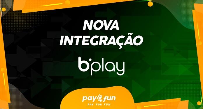 Pay4Fun anuncia integração do cassino online Bplay