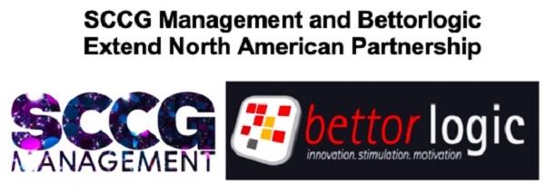 SCCG Management e Bettorlogic estendem parceria para os Estados Unidos