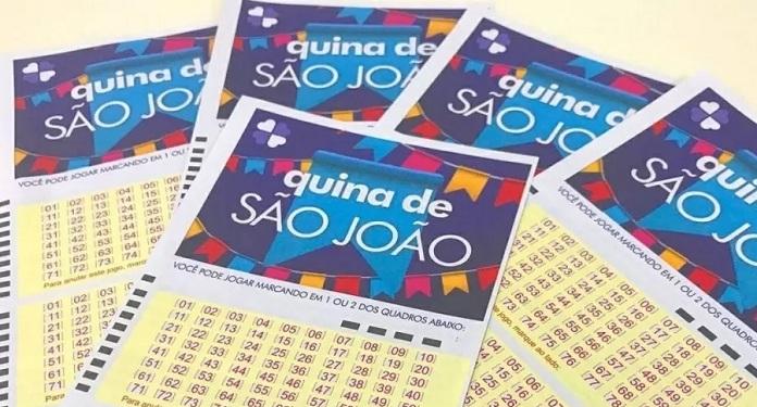 Aposta máxima com 15 números na Quina de São João custa R$ 6 mil. Vale a pena