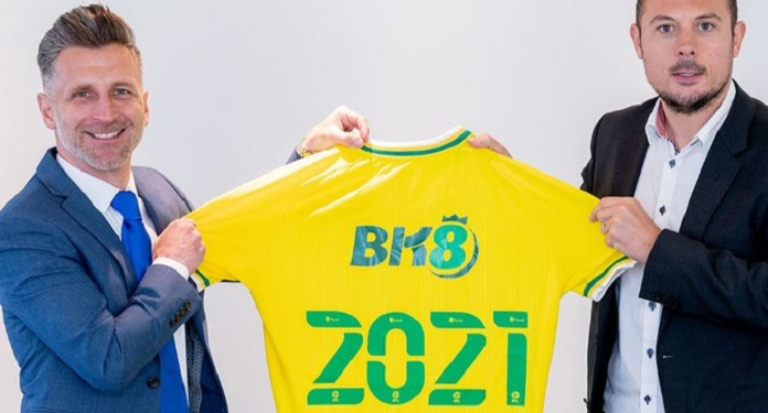 BK8 Sports torna-se patrocinador principal do Norwich City Football Club