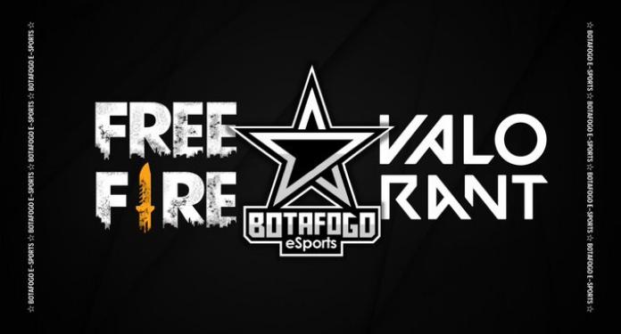 Botafogo-anuncia-novos-times-em-eSports-para-Free-Fire-e-Valorant