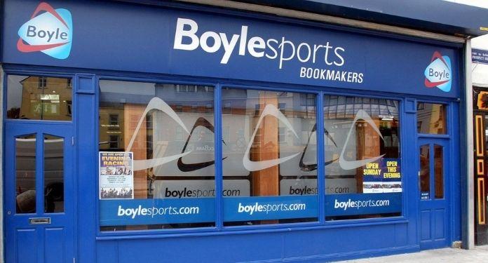BoyleSports interessada nas lojas de apostas da William Hill