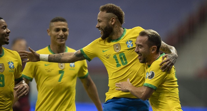 Bookmakers point Brazil as favorite to win Copa America