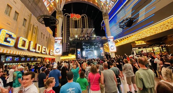 Cassinos de Las Vegas voltam a operar com 100% da capacidade