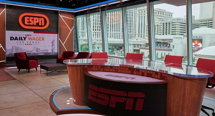 ESPN considers creating its own sports betting platform