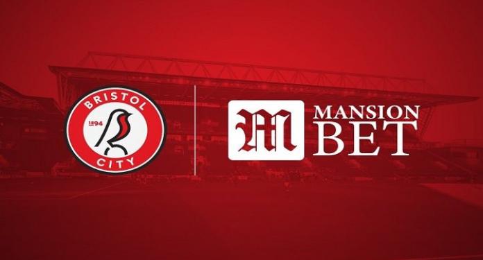 Betting Operator-MansionBet-extends-partnership-with-Bristol-City