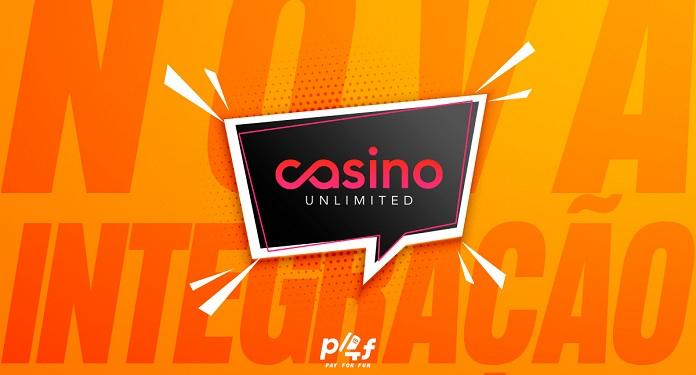 Pay4Fun anuncia integração com o Casino Unlimited