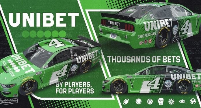 Unibet closes first betting partnership with a NASCAR teamUnibet closes first betting partnership with a NASCAR team
