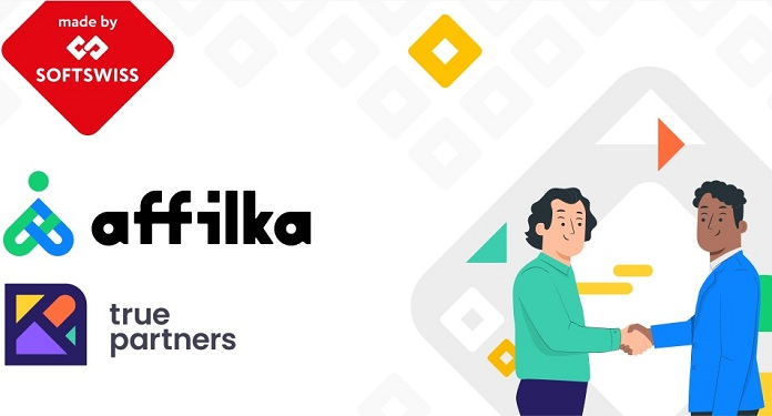 Affilka by SOFTSWISS closes a deal with TruePartners
