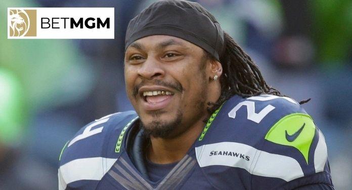 BetMGM-nomeia-ex-estrela-da-NFL-Marshawn-Lynch-como-embaixador-da-marca