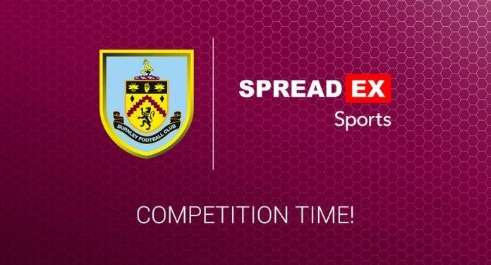 Bookmaker-Spreadex-is-Burnley-FC's-new-sponsor