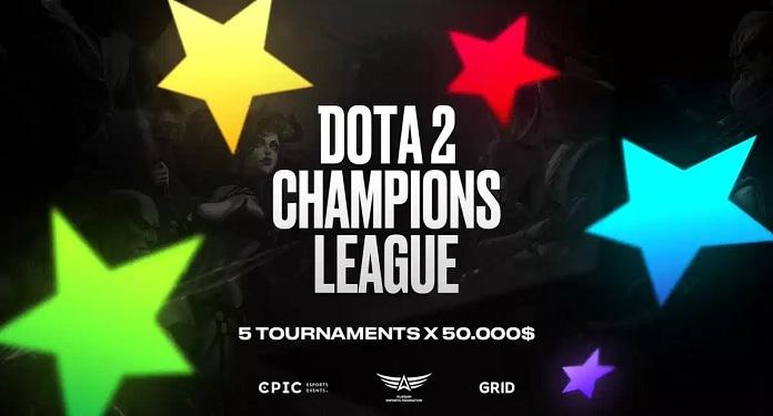 Epic Esports Events e Federação Russa de eSportes realizarão 'Champions League' de Dota 2
