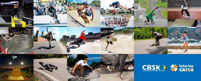 Loterias CAIXA e CBSk fecham o maior patrocínio da história do skate no Brasil 1