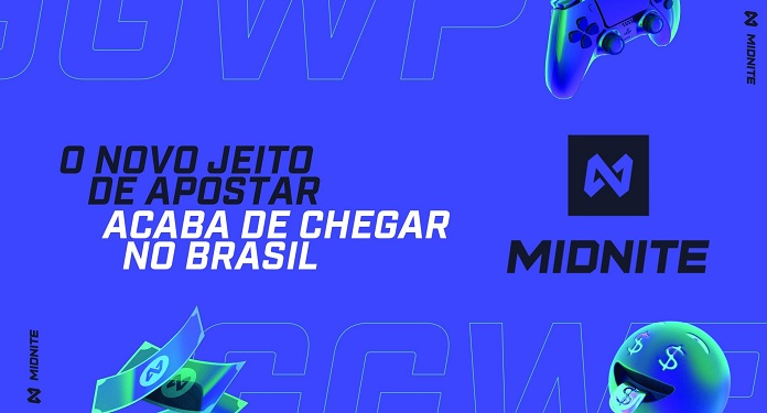 Midnite apresenta sua plataforma de apostas em eSports ao mercado brasileiro