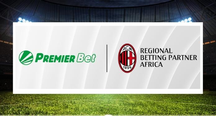 Premier-Bet-se-torna-a-parceira-de-apostas-oficial-do-AC-Milan-em-toda-Africa