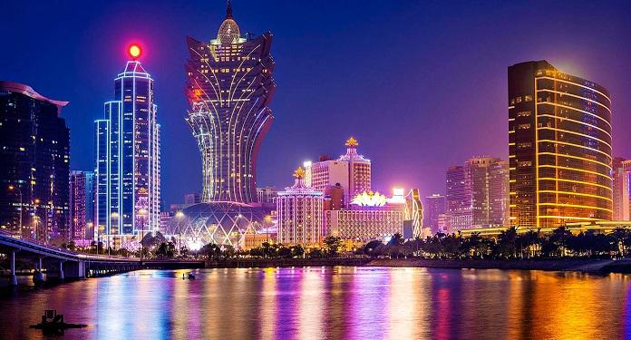 Receita bruta do jogo de Macau cresce 6% na terceira semana de julho