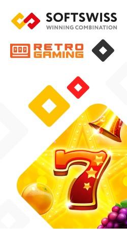 SOFTSWISS anuncia integração com o Retro Gaming