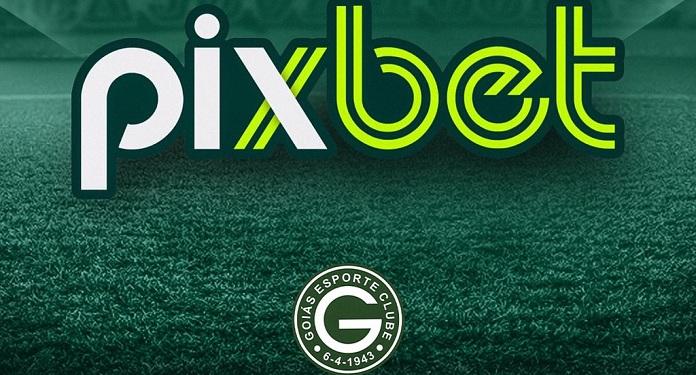 Site de apostas, PIXBET é o novo patrocinador máster do Goiás
