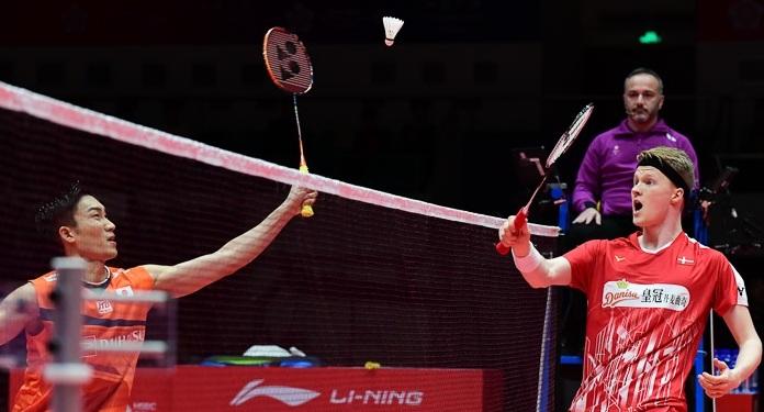 Sportradar fecha parceria de dois anos com a Badminton Europe