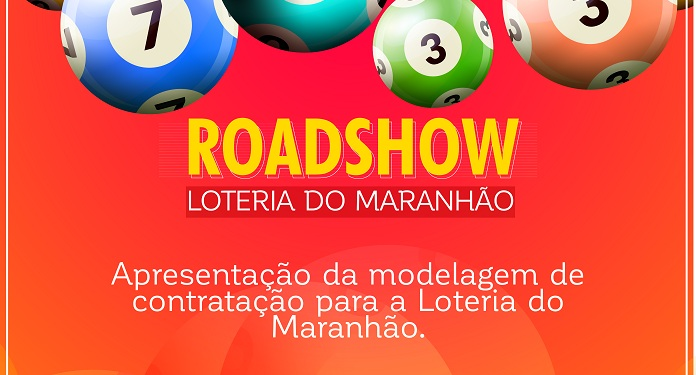 MAPA performs RoadShow with companies interested in the operation of the Maranhão lottery
