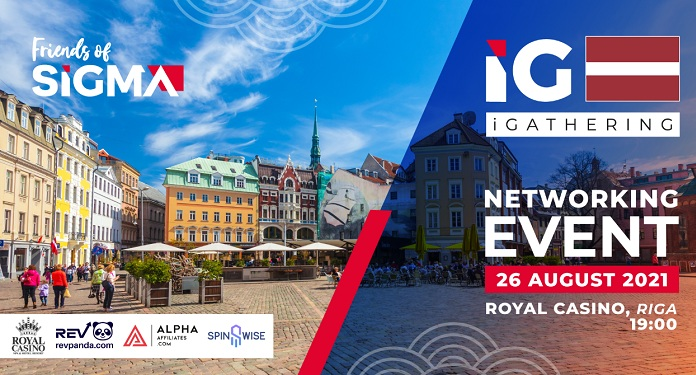 SiGMA will promote networking in the betting industry with August event in Riga
