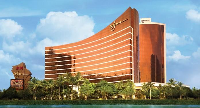 Wynn shares fall due to fear of tougher enforcement of casinos in Macau