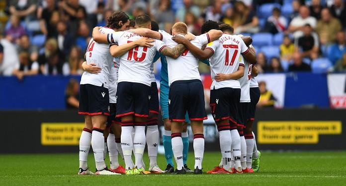 Bolton Wanderers não fechará mais acordos com empresas de apostas