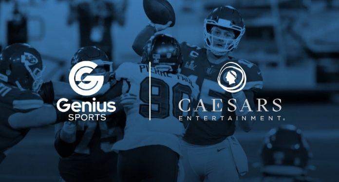 Genius-Sports-e-Caesars-anunciam-parceria-de-apostas-esportivas-para-NFL