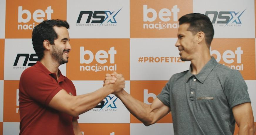 Jogador Hernanes, do Sport, é estrela de nova campanha da Betnacional (2)