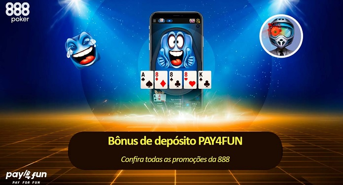 Pay4Fun launches promotion in partnership with 888 Poker