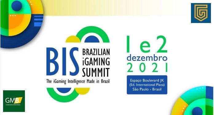 Primeira edição do Brazilian iGaming Summit acontecerá nos dias 1 e 2 de dezembro em São Paulo