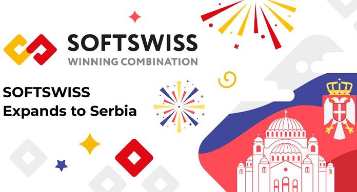 SOFTSWISS anuncia expansão dos negócios para Sérvia