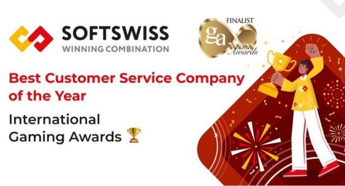 SOFTSWISS-ganha-premio-de-Melhor-Empresa-de-Atendimento-ao-Cliente-do-Ano-na-IGA