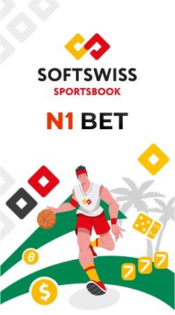 SOFTSWISS lança N1Bet.ng em parceria com N1 Group