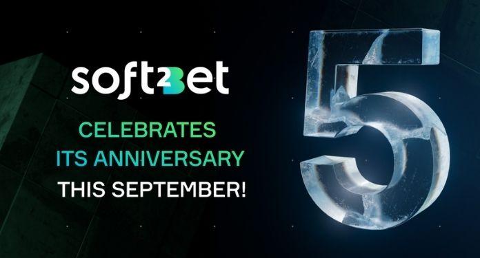 Soft2Bet-comemora-o-seu-5o-aniversario