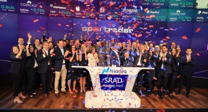 Sportradar abre seu capital com avaliação de quase US$ 8 bilhões