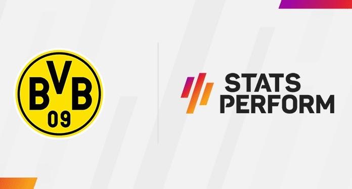 Stats Perform amplia acordo com Borussia Dortmund por mais dois anos