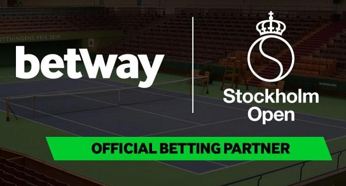 Betway torna-se parceira exclusiva de apostas do Stockholm Open
