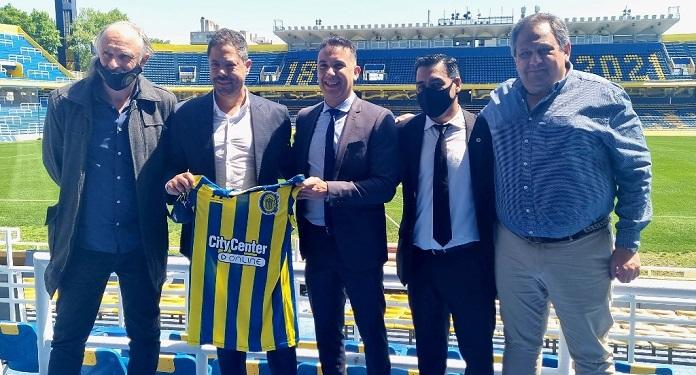City Center Online será principal patrocinador do Rosario Central