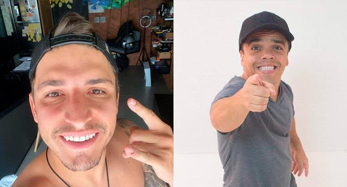 Com apoio da NetBet, 'Live Solidária' reúne Felipe Prior e Pedrinho Anão