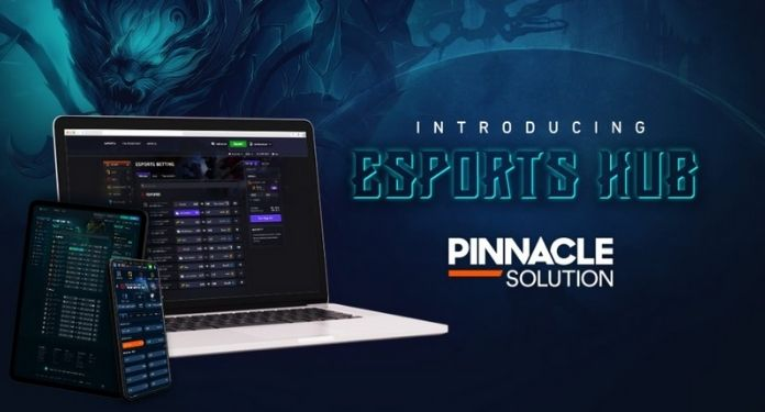 Pinnacle-Solution-lanca-o-Esports-Hub-plataforma-de-apostas-em-eSports